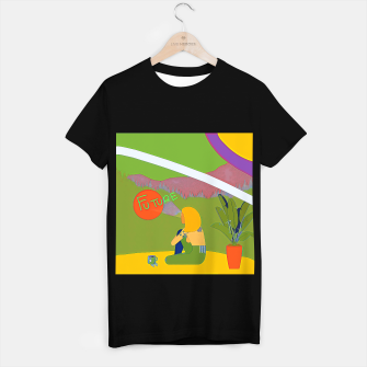 Thumbnail image of Future T-shirt regular, Live Heroes