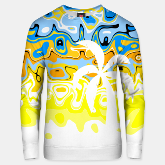 Thumbnail image of White Palm Island Unisex sweater, Live Heroes