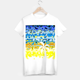 Thumbnail image of White Palm Island T-shirt regular, Live Heroes