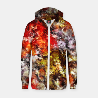 Thumbnail image of Furnace Zip up hoodie, Live Heroes