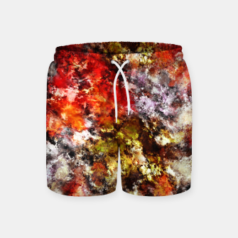 Thumbnail image of Furnace Swim Shorts, Live Heroes