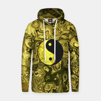 Thumbnail image of Yin And Yang  Hoodie, Live Heroes