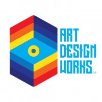 Art Design Works logo, Live Heroes