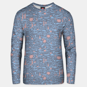 Thumbnail image of Poetry of Spain: early evening in Granada  Unisex sweater, Live Heroes