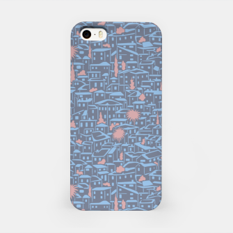 Thumbnail image of Poetry of Spain: early evening in Granada  iPhone Case, Live Heroes