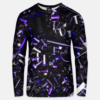 Thumbnail image of Blue Tech Unisex sweater, Live Heroes