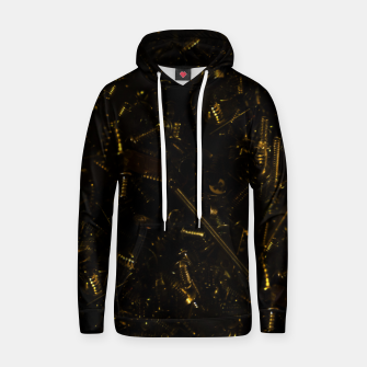 Thumbnail image of Golden tech Hoodie, Live Heroes