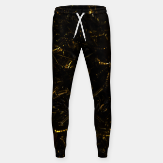 Thumbnail image of Golden tech Sweatpants, Live Heroes