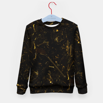 Thumbnail image of Golden tech Kid's sweater, Live Heroes