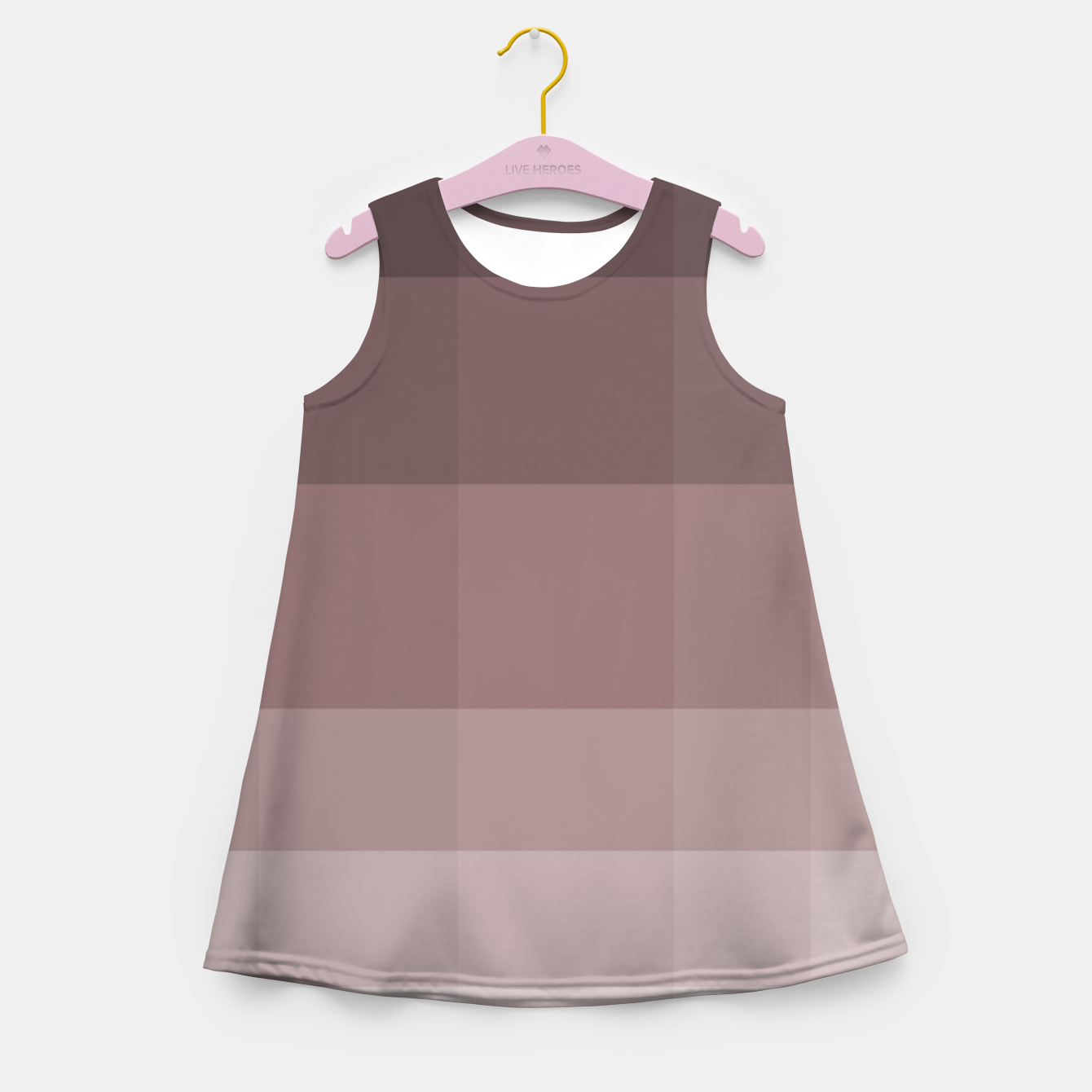 Image of zappwaits-pattern Girl's summer dress - Live Heroes