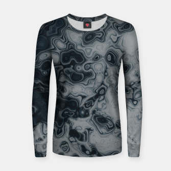 Thumbnail image of Dark Matter Women sweater, Live Heroes
