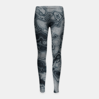Thumbnail image of Dark Matter Girl's leggings, Live Heroes
