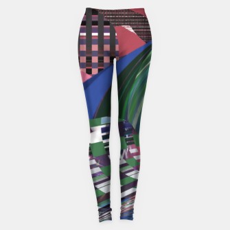 Thumbnail image of Block party Legginsy, Live Heroes