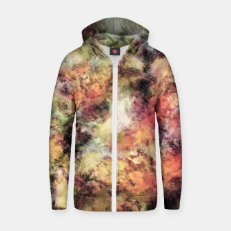 Thumbnail image of See the warm storm Zip up hoodie, Live Heroes
