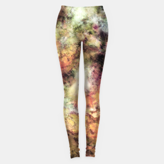 Thumbnail image of See the warm storm Leggings, Live Heroes