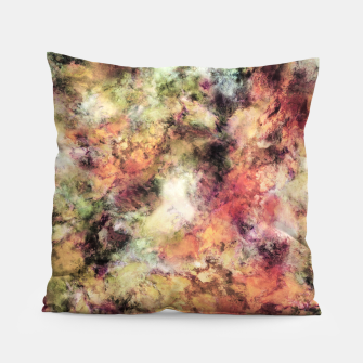 Thumbnail image of See the warm storm Pillow, Live Heroes