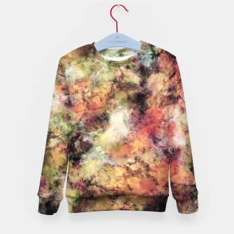 Thumbnail image of See the warm storm Kid's sweater, Live Heroes