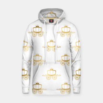Thumbnail image of Golden Coaches Cinderella Princess Royal Magic Fairytale Hoodie, Live Heroes