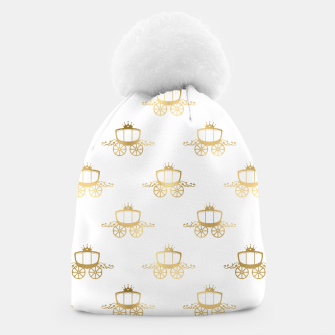 Thumbnail image of Golden Coaches Cinderella Princess Royal Magic Fairytale Beanie, Live Heroes