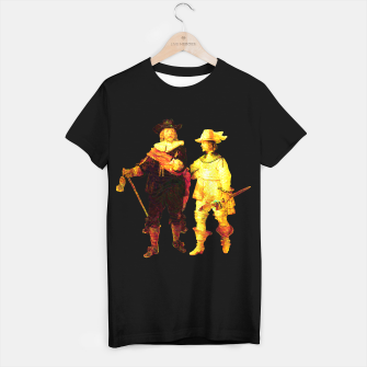 Thumbnail image of Night watch T-shirt regular, Live Heroes
