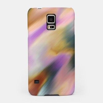 Colorful blurred brushstrokes 1 Carcasa por Samsung thumbnail image