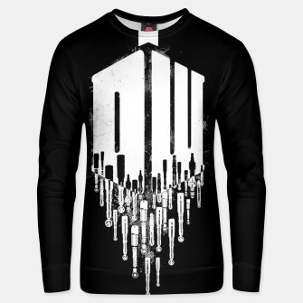 Thumbnail image of Time Traveler Unisex sweater, Live Heroes