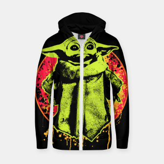 Feeling Groggy Zip up hoodie thumbnail image