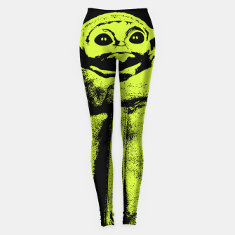 Feeling Groggy Leggings thumbnail image