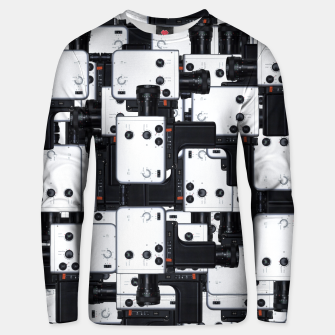 Thumbnail image of Vintage and stuff Unisex sweater, Live Heroes