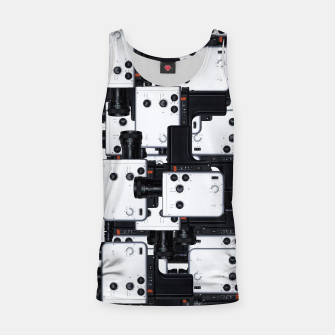 Thumbnail image of Vintage and stuff Tank Top, Live Heroes