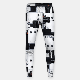 Thumbnail image of Vintage and stuff Sweatpants, Live Heroes