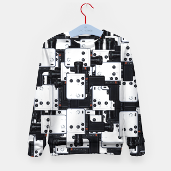 Thumbnail image of Vintage and stuff Kid's sweater, Live Heroes
