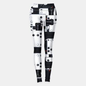 Thumbnail image of Vintage and stuff Leggings, Live Heroes