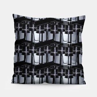 Thumbnail image of Vintage Apparel Pillow, Live Heroes