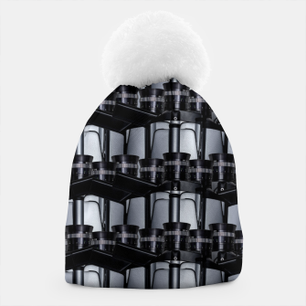 Thumbnail image of Vintage Apparel Beanie, Live Heroes