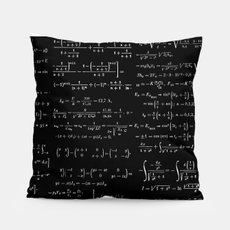 Thumbnail image of Math Mad Pillow, Live Heroes