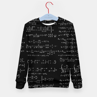 Thumbnail image of Math Mad Kid's sweater, Live Heroes
