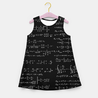 Thumbnail image of Math Mad Girl's summer dress, Live Heroes