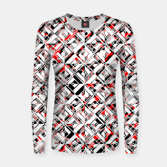 Thumbnail image of Gotham Women sweater, Live Heroes