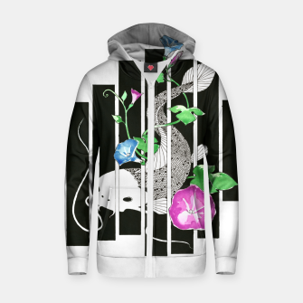 Miniaturka catfish Zip up hoodie, Live Heroes