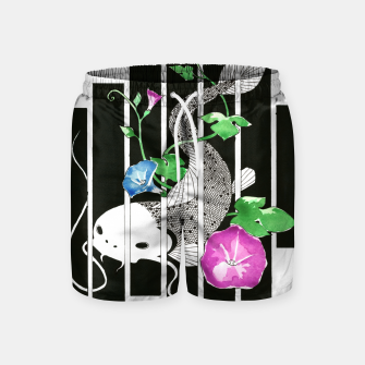 Miniaturka catfish Swim Shorts, Live Heroes
