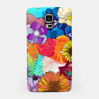 Thumbnail image of Flower Collage  Samsung Case, Live Heroes