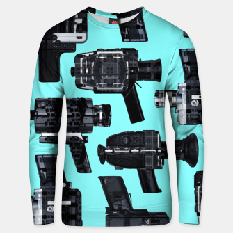 Thumbnail image of analog apparel Unisex sweater, Live Heroes