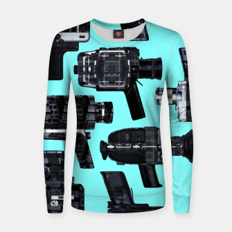 Thumbnail image of analog apparel Women sweater, Live Heroes