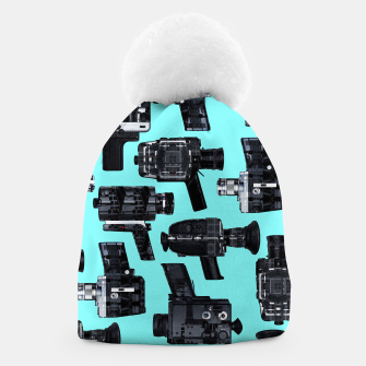 Thumbnail image of analog apparel Beanie, Live Heroes
