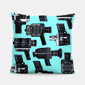 Thumbnail image of analog apparel Pillow, Live Heroes
