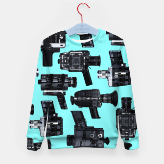 Thumbnail image of analog apparel Kid's sweater, Live Heroes