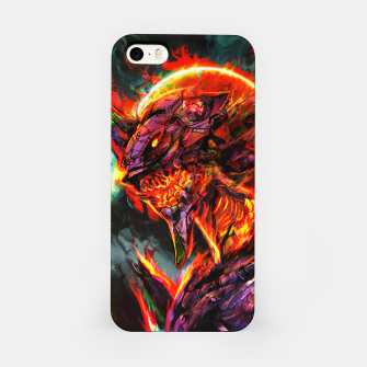 evangelion iPhone Case obraz miniatury