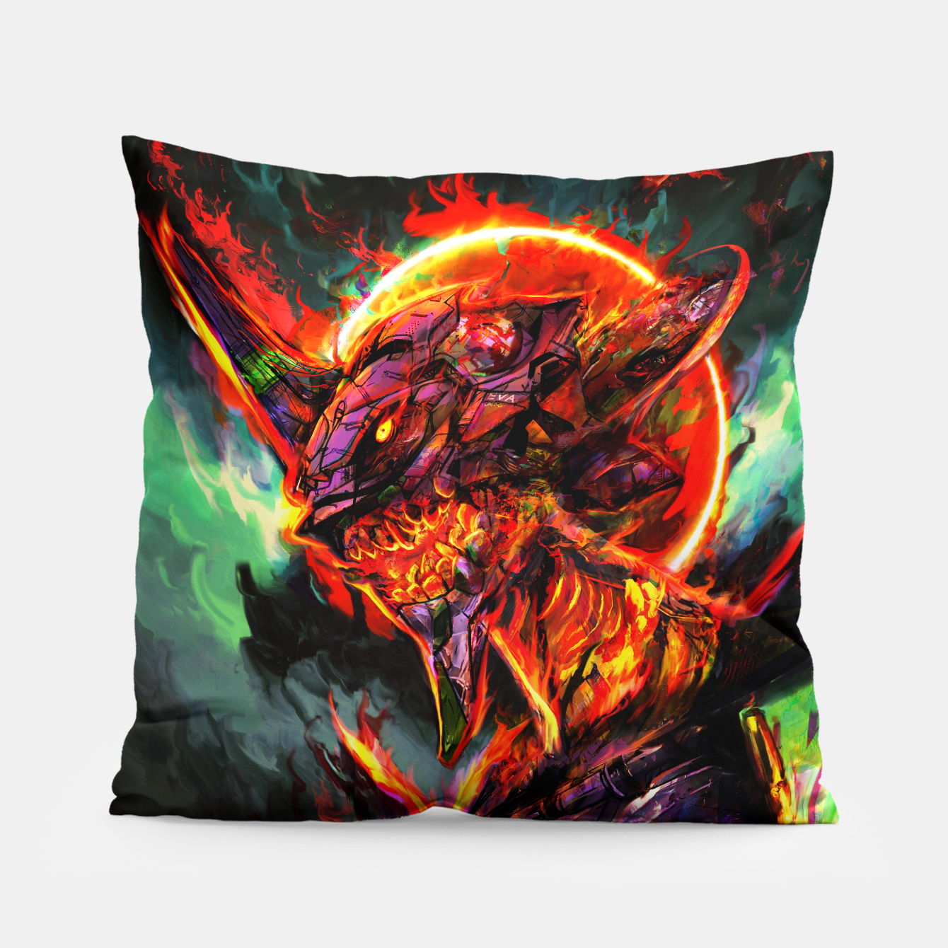 Image of evangelion Pillow - Live Heroes