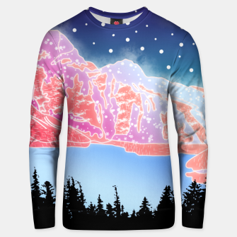 Thumbnail image of Arctic Mountains Unisex sweater, Live Heroes